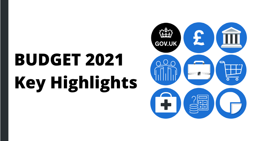 BUDGET 3 MARCH 2021 – Key Points