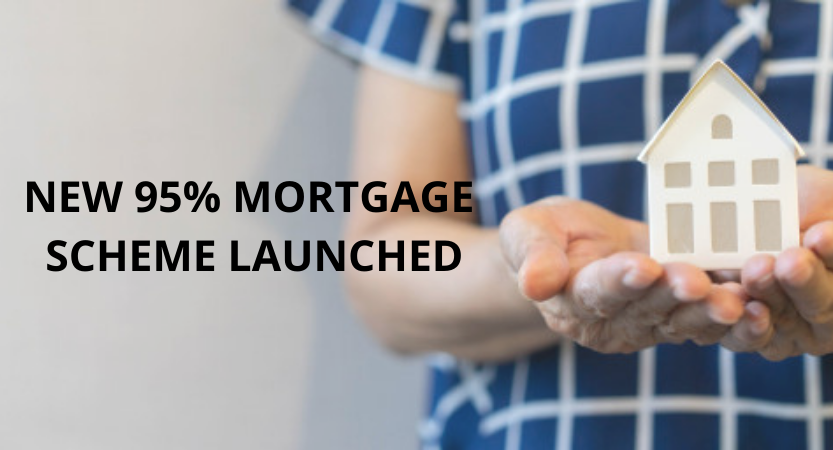 New 95% mortgage scheme launched