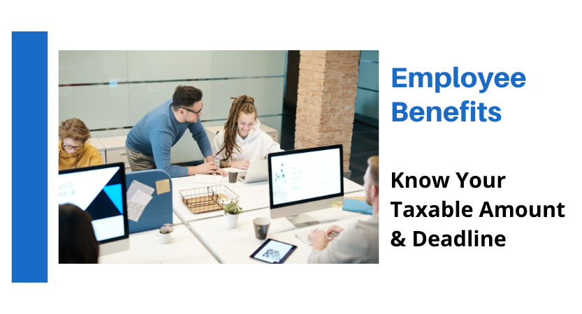 Reporting expenses and benefits for 2020/21