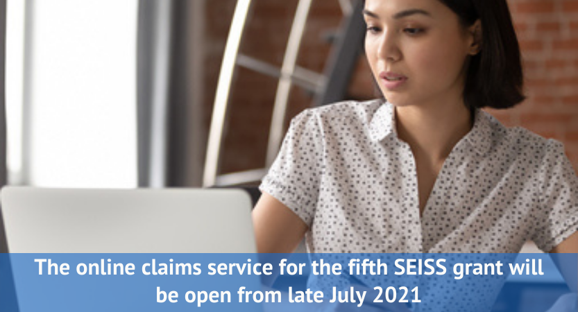 Fifth SEISS grant will be open to claims from late July