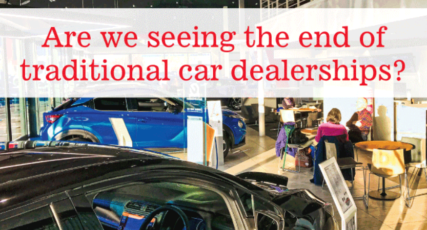 The Future Of Car Retail