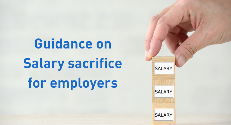 Read more about the article HMRC updates Salary Sacrifice Guidance